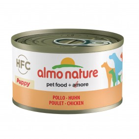 Almo Nature HFC Natural Dog PUPPY mit Huhn