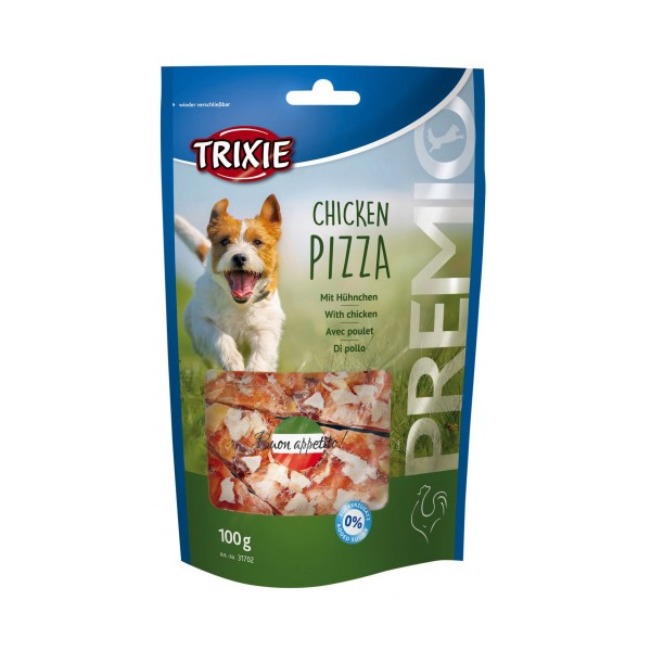 Trixie Hundesnack PREMIO Chicken Pizza 100g