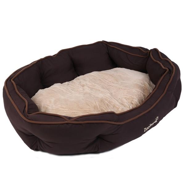 ZooRoyal Hundebett Wido braun/beige