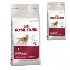 Royal Canin Katzenfutter Fit 32 4 Kg + 400 g gratis