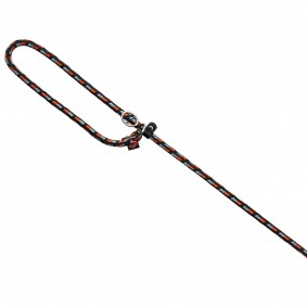 Trixie Mountain Rope vodítko retriever, černé/oranžové