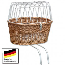 Aumüller Fahrradkorb für Rahmenmontage
