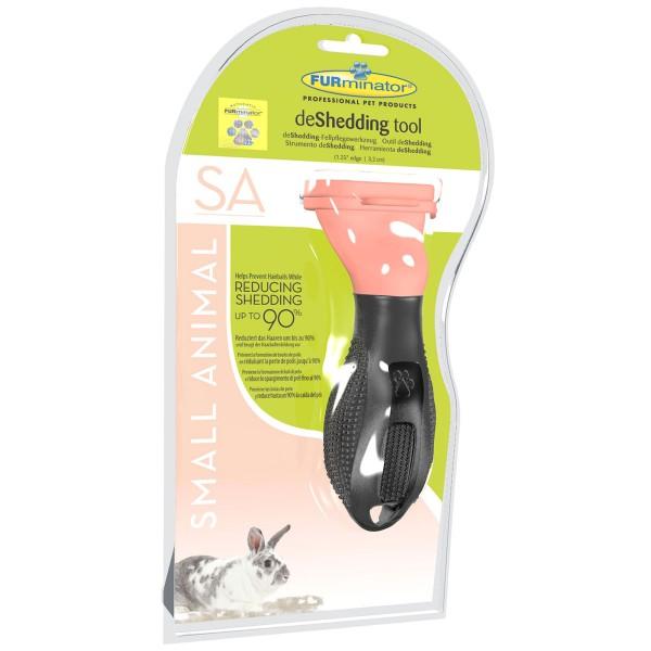 FURminator deShedding Pflegewerkzeuge für Kleintiere