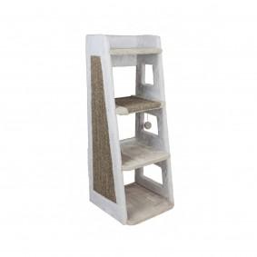 Trixie Cat Tower Luis weiß Sale Angebote Lindenau