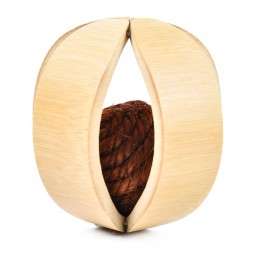 Earthy Pawz Holz Katzenspielzeug Bambus Φ9cm