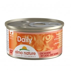 Almo Nature PFC Daily Menu Mousse s lososem