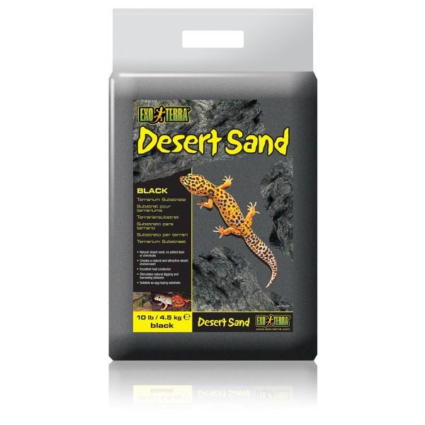 Exo Terra Desert Sand schwarz 4.5kg