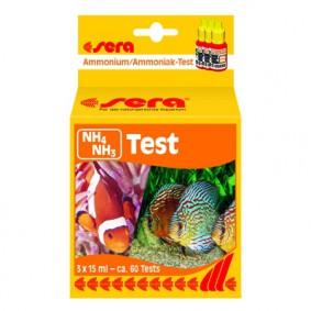 sera Ammonium/Ammoniak NH4/NH3-Test
