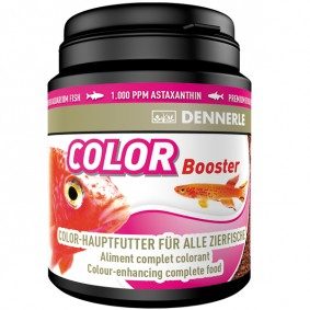 Dennerle Fischfutter Color Booster