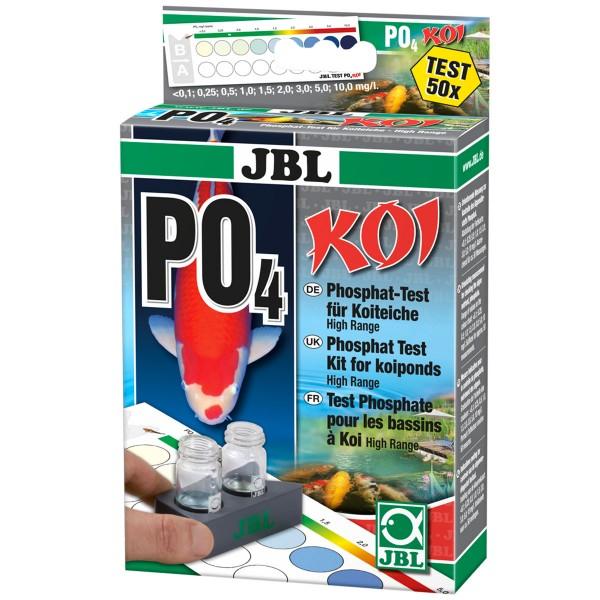Wassertest Phosphat PO4 Test-Set Koi