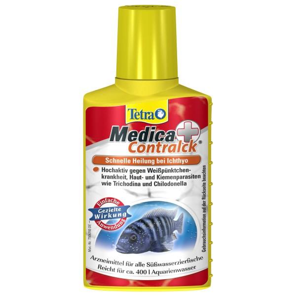 Tetra Medica ContraIck - Traitement pour poisson contre les parasites et maladie des points blancs