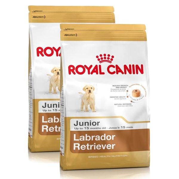 royal canin hundefutter labrador retriever junior 2x12kg. Black Bedroom Furniture Sets. Home Design Ideas