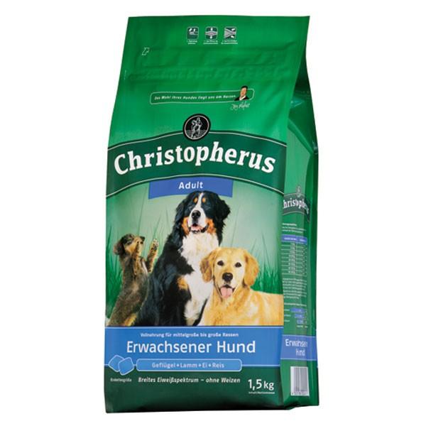 Christopherus erwachsener Hund 12kg