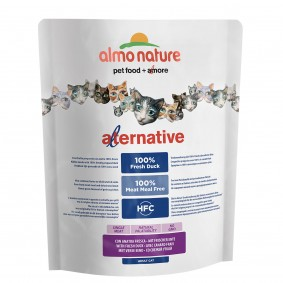 Almo Nature Alternative dry Cat 2 Ente und Reis