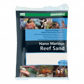 Dennerle Nano Marinus Recif Sable pour aquarium 2 kg