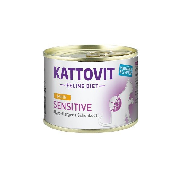 Kattovit Feline Diet Sensitive Huhn