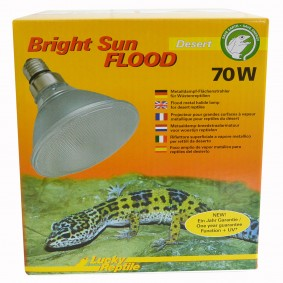 Lucky Reptile Bright Sun FLOOD Desert 70W