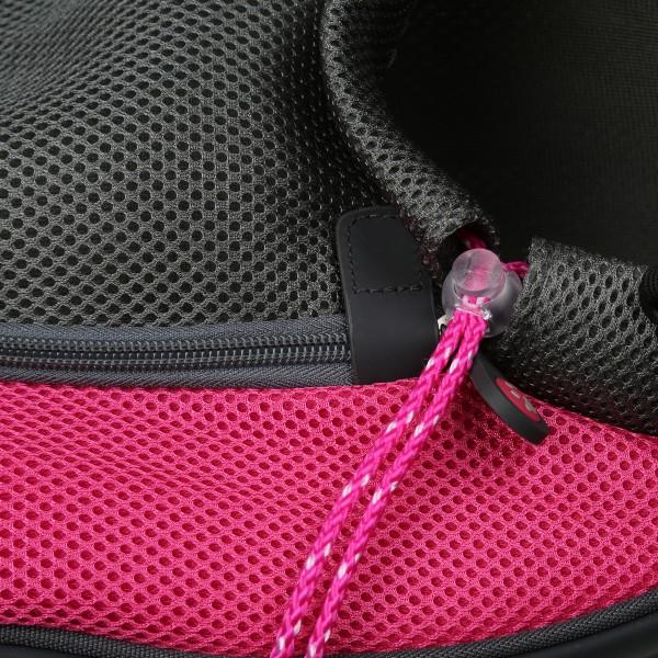 ebi Crazy Paws Sarah Tragetasche pink