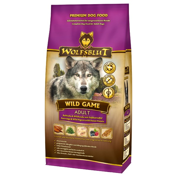 Wolfsblut Wild Game Adult - 2x15kg