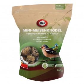 elles Wildvogelfutter Mini-Meisenknödel Erdnuss 900 g