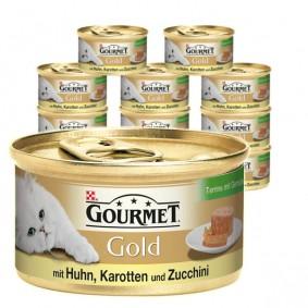 Gourmet Gold Terrine 12x85g