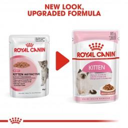 Royal Canin Gravy Kitten Instinctive in Sosse 48x85g