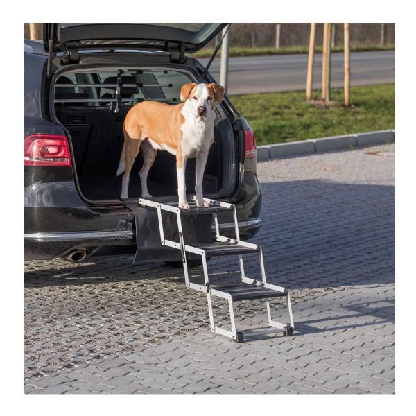 Trixie Petwalk Aluminium Falt-Treppe