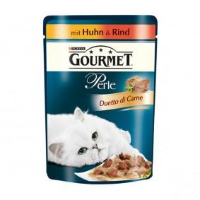 Gourmet Perle Duetto di Carne 85g mit