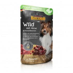 Belcando Finest Selection Wild mit Hirse & Preiselbeeren