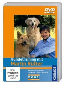 DVD - Hundetraining mit Martin Rütter