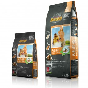 Bewital petfood GmbH & Co. KG Belcando Adult Multi-Croc - 1kg Sale Angebote Guteborn