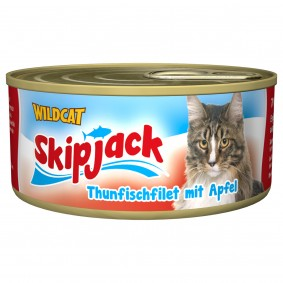 Wildcat Skipjack Thunfisch & Apfel