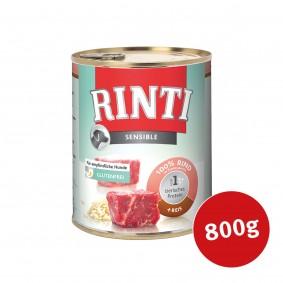 Rinti Hundefutter Sensible Rind und Reis