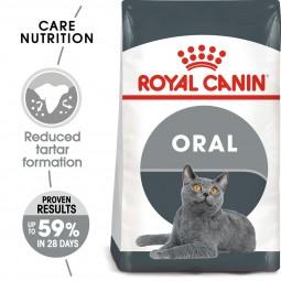 ROYAL CANIN Oral Care Katzenfutter trocken für gesunde Zähne