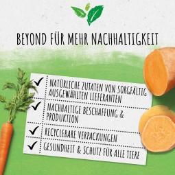 Purina BEYOND® reich an Rind mit Vollkorngerste