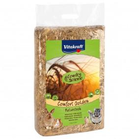 Vitakraft Naturstroh Comfort Golden 30L