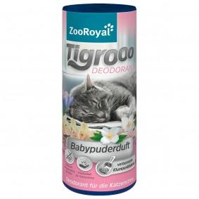 ZooRoyal Tigrooo deodorant s vůní dětského pudru, 700g