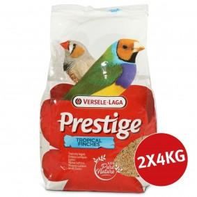 Versele Laga pro exotické ptáky 2 × 4kg