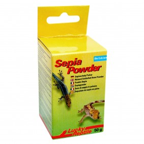 Lucky Reptile Sepia Powder 50 g