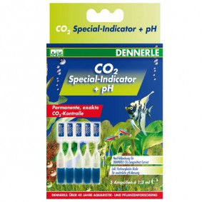 Dennerle CO2 Profi-Line Special-Indicator + pH