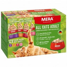 Mera Cats Cats Adult Multibox 12x85g