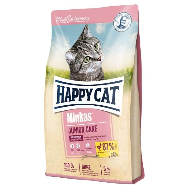 Happy Cat Minkas Junior Care Geflügel
