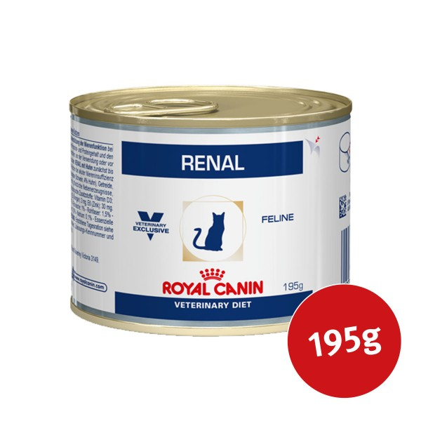 royal canin vet diet nassfutter renal g nstig kaufen bei zooroyal. Black Bedroom Furniture Sets. Home Design Ideas