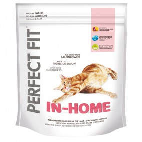Perfect Fit In-Home Lachs Katzen-Trockenfutter