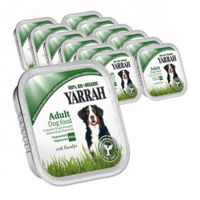 Yarrah Hundefutter Bio Bröckchen Vegetarisch 14x150g