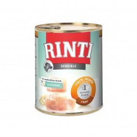 Rinti Hunde-Nassfutter Sensible Huhn und Reis 800g