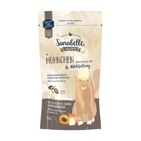 Sanabelle Knusperkissen Huhn & Milch
