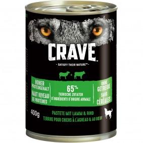 CRAVE Dose mit Lamm und Rind