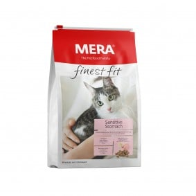 MERA finest fit Trockenfutter Sensitive Stomach 10kg