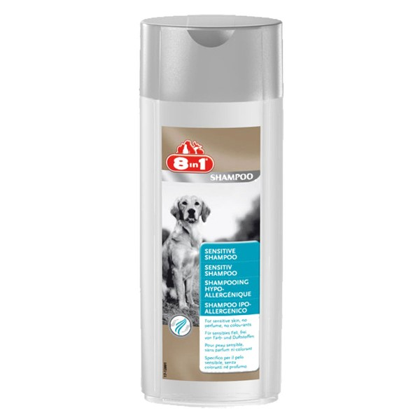 Haustier: 8in1 Hundeshampoo Sensitiv